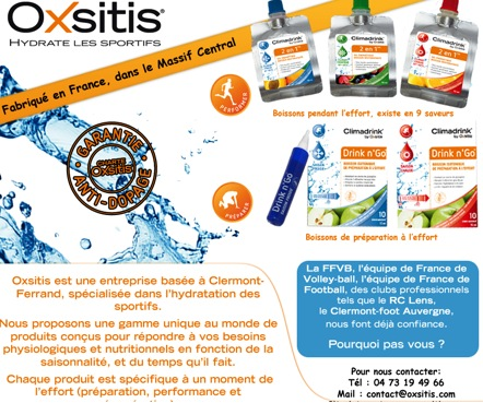 oxsitis® Labs-nutrition™