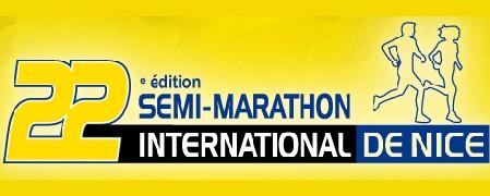 22eme édition Marathon de Nice