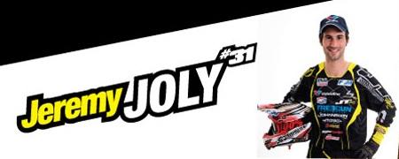 Jeremy Joly 2013