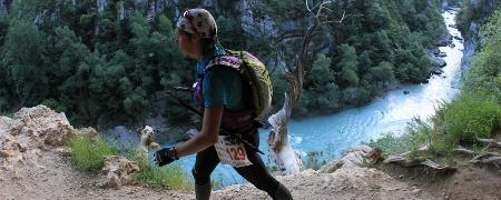Sac hydragon ultrarace trail