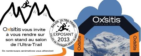 salon ultra trail 2013 présence oxsitis