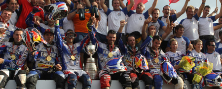 Champion du monde enduro 2013 edf jeremy joly