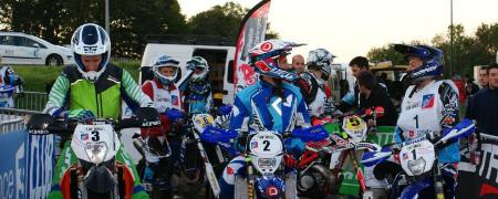 the race 2013 départ