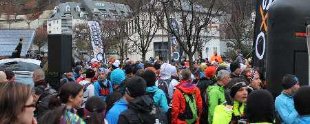 TRail du sancy hivernal
