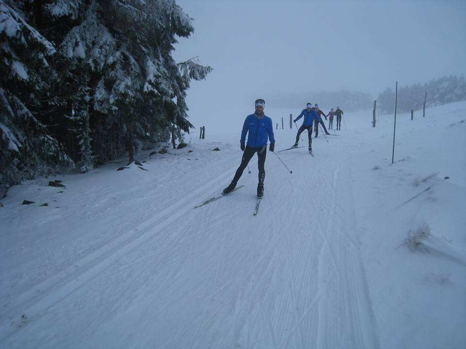 ski de fond oxsitis