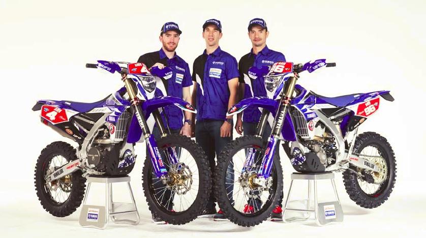 Outsiders Yamaha Official Enduro2 Team