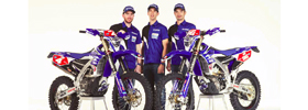 Outsiders Yamaha Official Enduro2 Team