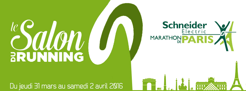 banniere salon du running