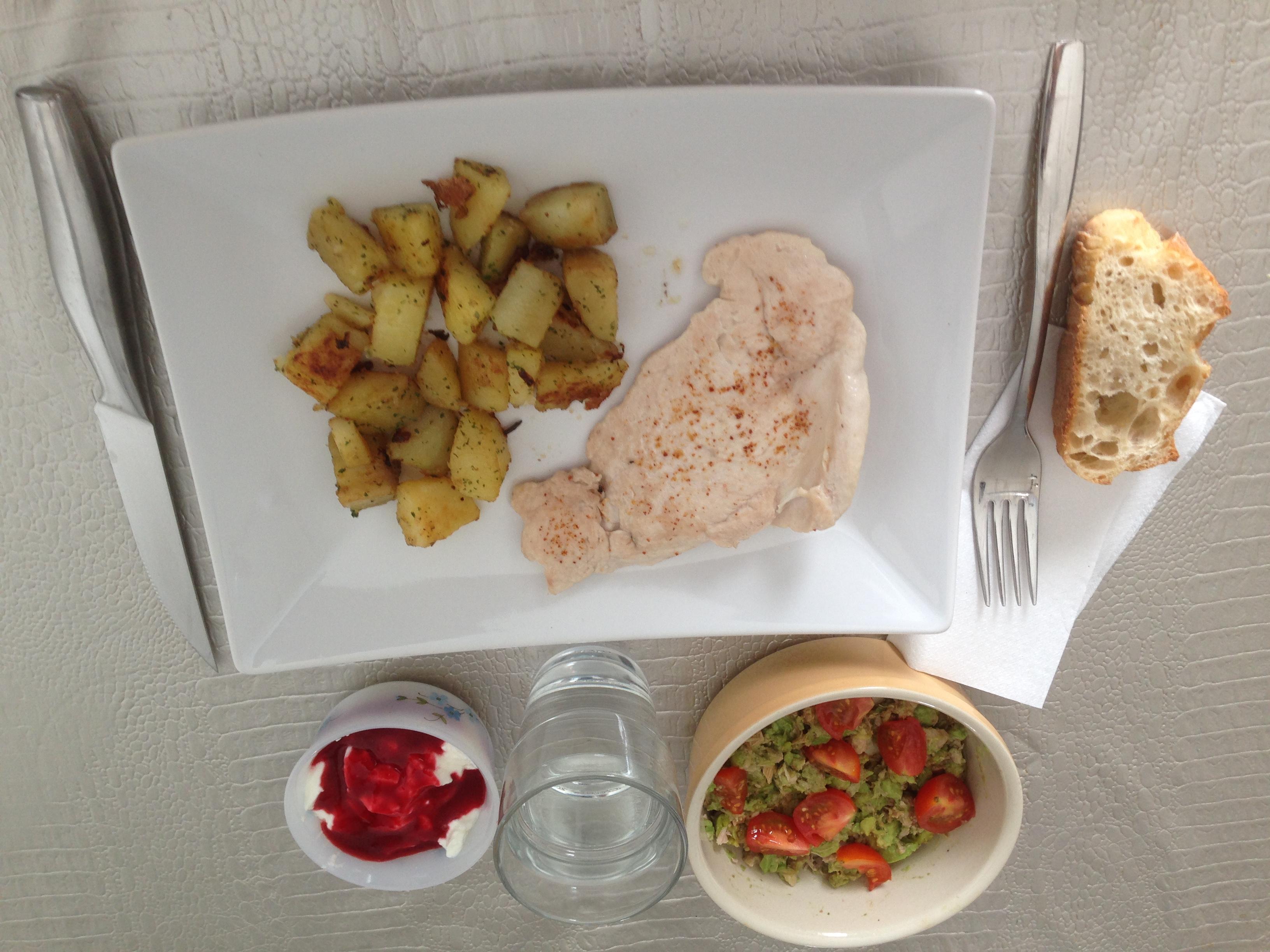 Exemple de repas
