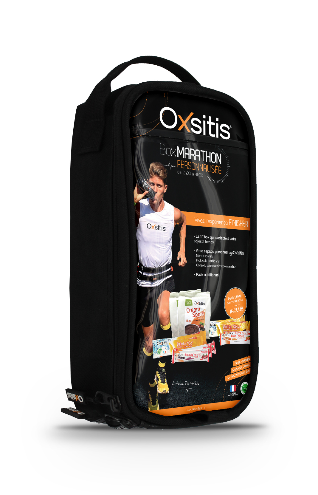 Box Marathon Oxsitis