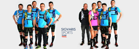 Team Sigvaris trail