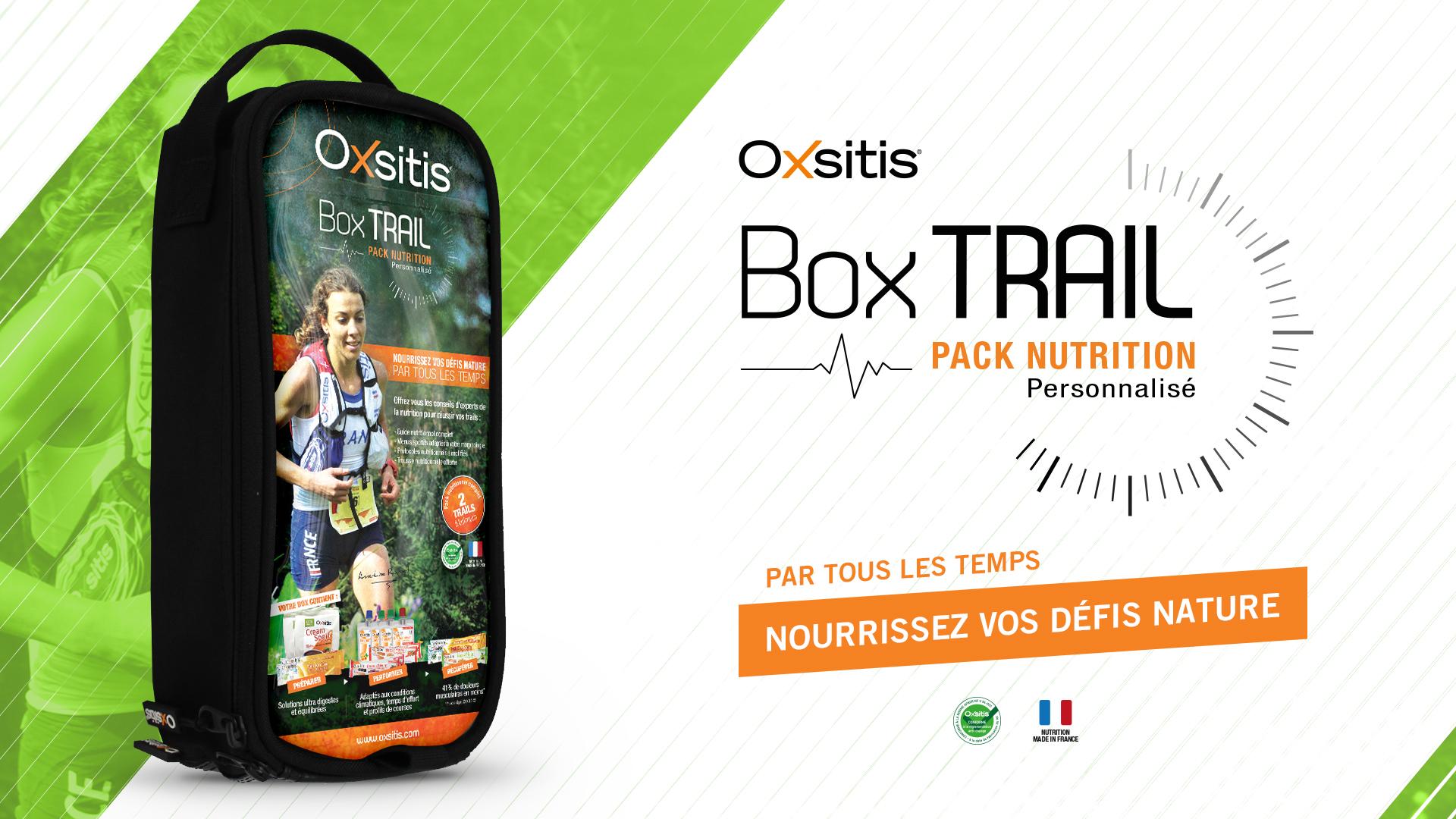 Box Trail Personnalisée Oxsitis