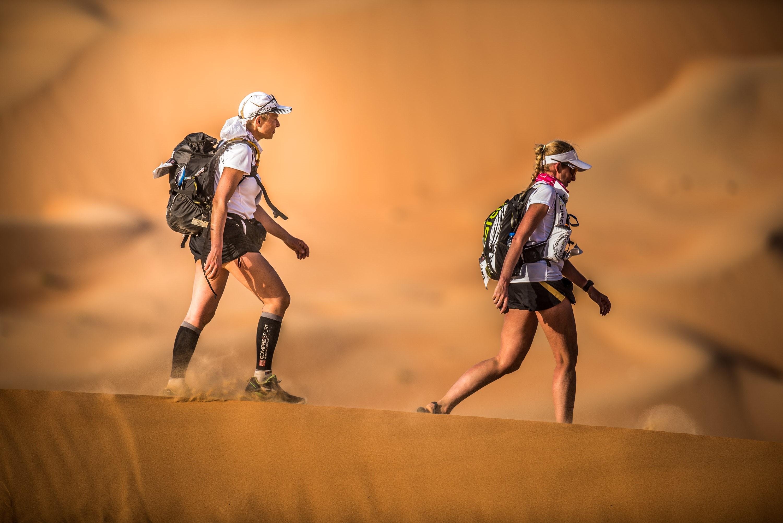 Le sac Hydragon Enduro sur le Marathon des sables 2016