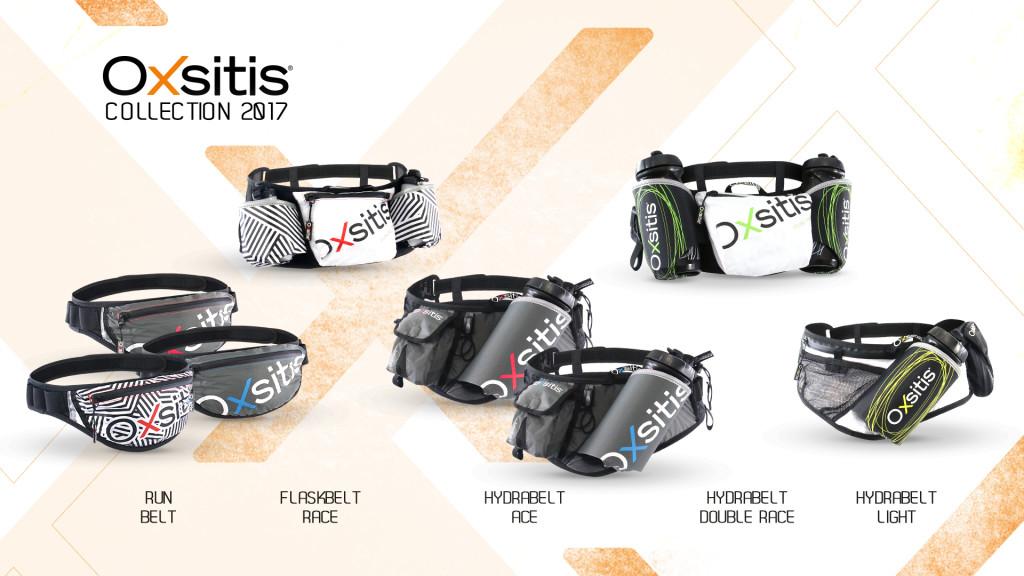 Nouvelle collection de ceintures Oxsitis