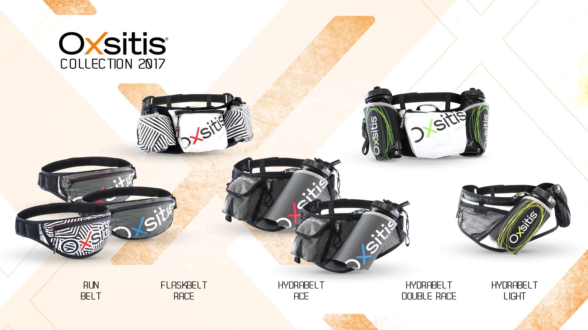 Nouvelle collection 2017 ceinture Oxsitis