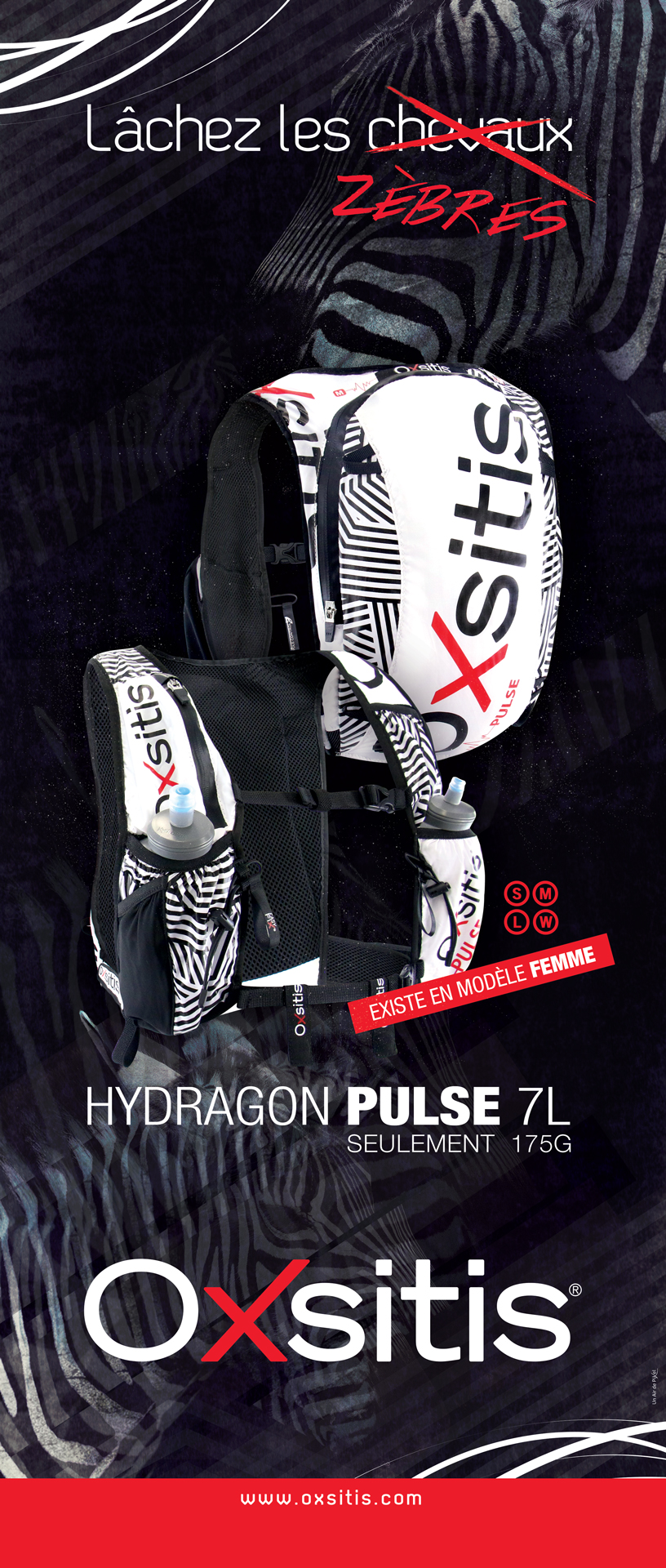 Roll up sac hydragon pulse 7