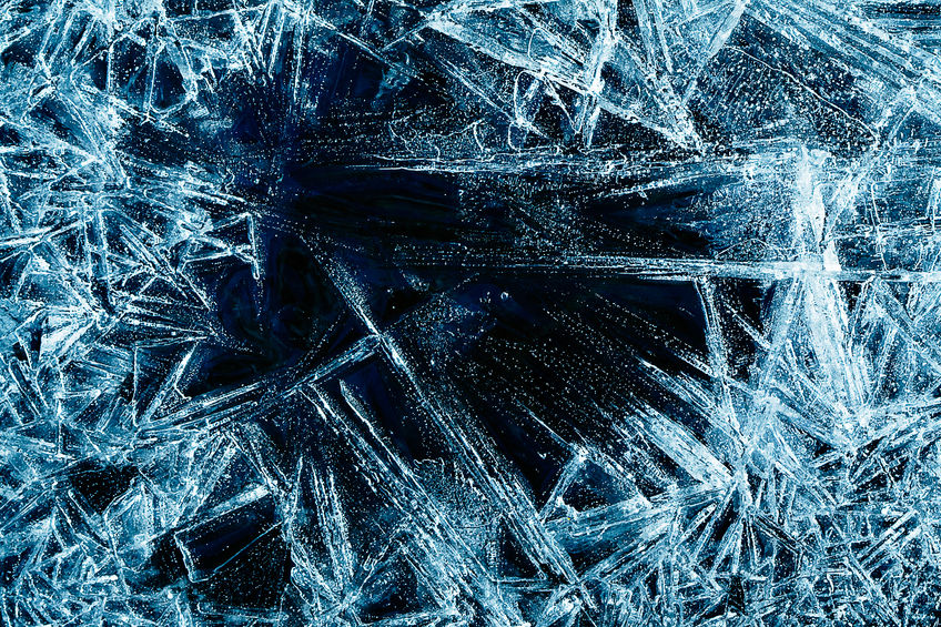 25392708 - the abstract background of ice structure