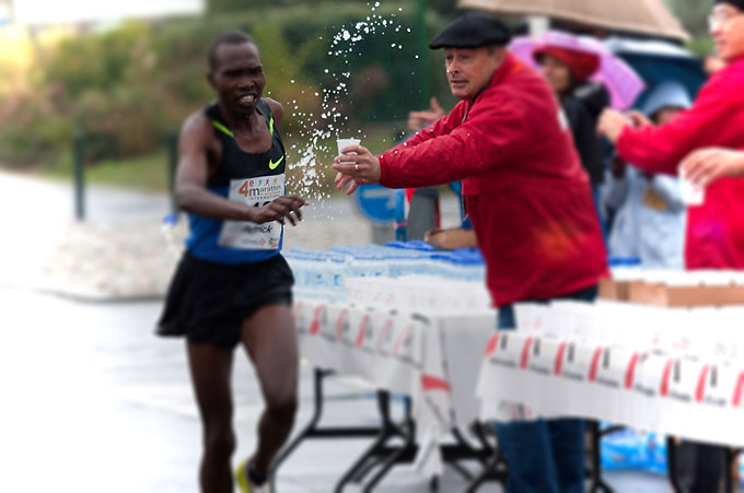 Ravito Marathon